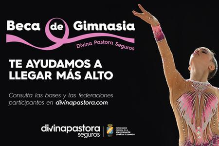 Gimnastur -  BECAS DIVINA PASTORA - Federación de Gimnasia del Principado de Asturias
